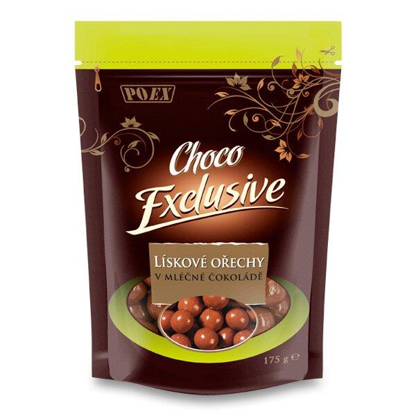 Lísková jádra v mléčné čokoládě 175 g