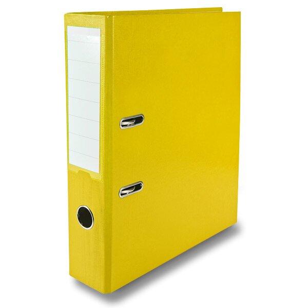 Pákový pořadač OA žlutý