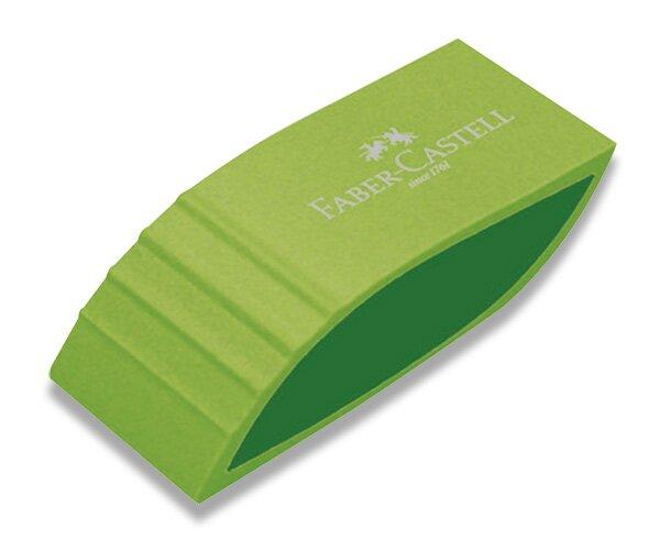 Pryž Faber-Castell Fancy - tvarovaná mix barev