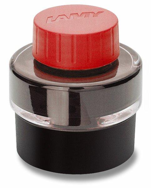 Lamy lahvičkový inkoust T51 červený