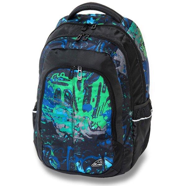 Školní batoh Walker Cargo Spray Day