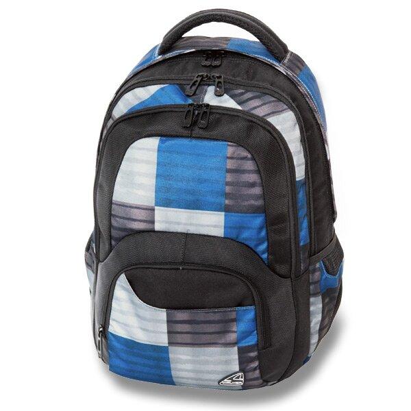 Školní batoh Walker Switch Sigma kostky