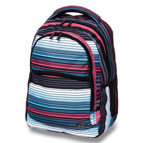Školní batoh Walker Snape Classic Scale Stripes