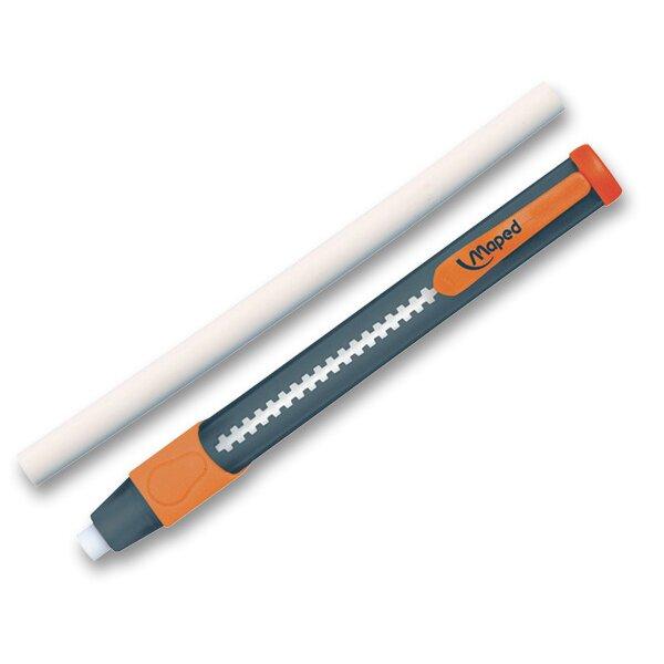 Gumovací tužka Maped Circular Gom-Pen - s náhradní pryží s náhradní pryží, mix barev
