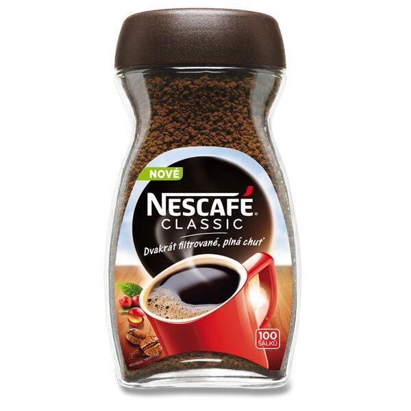 Instantní káva Nescafé Classic 200 g