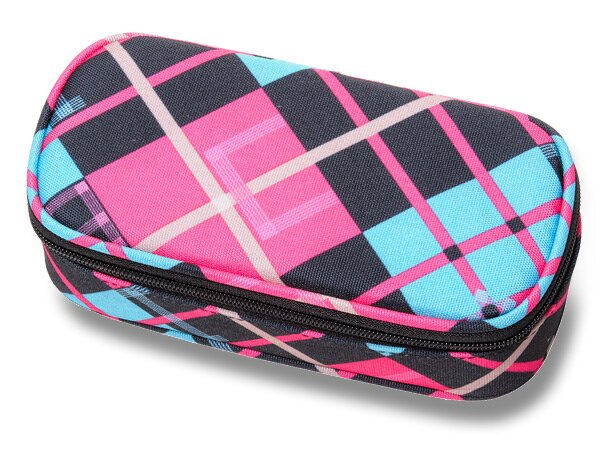 Penál Walker Base Classic Crazy checked