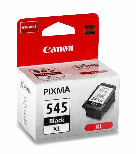Cartridge Canon PG-545 XL pro inkoustové tiskárny black (černá)
