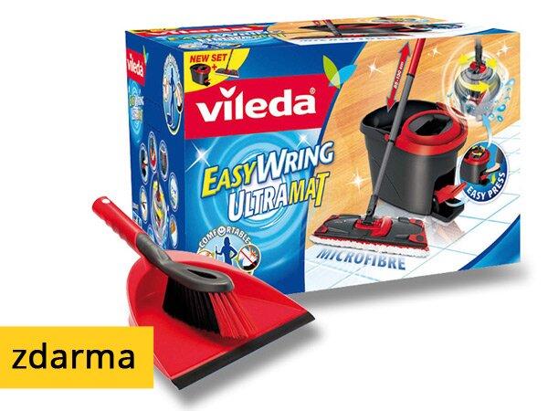 Úklidový set Vileda Easy Wring Ultramat