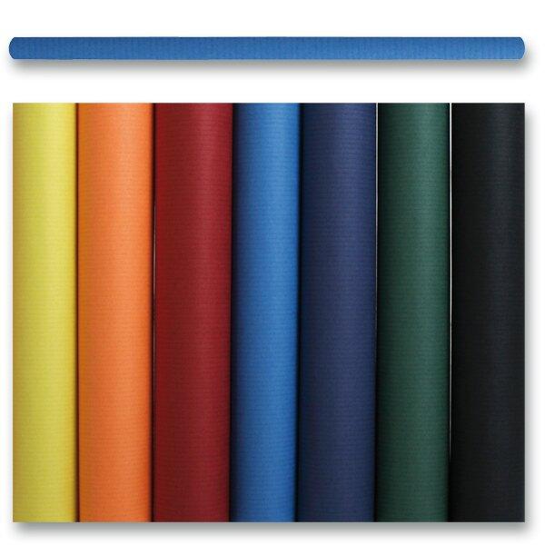 Balicí papír v roli CF coloured Kraft 3 x 0,7 m, mix motivů