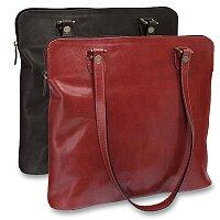 Luxusní kožená kabelka Triton Minerva