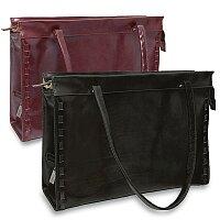 Luxusní kožená dámská kabelka Triton Nora