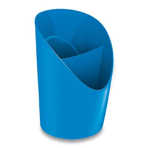 Stojánek na psací potřeby Esselte Vivida modrý
