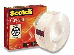 Lepicí páska Scotch Crystal
