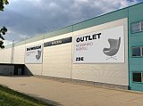 Prodejna Outlet moderního nábytku Letňany - připravujeme