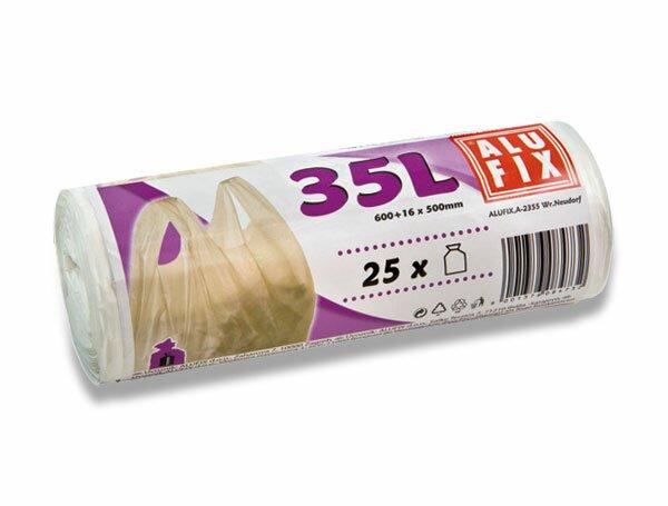 Pytle na odpadky Alufix 35 l, 25 ks, 10 mikronů