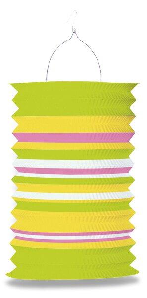 Papírové lampiony Riethmuller 28 cm, mix barev a motivů