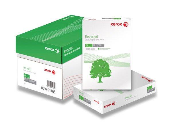 Kancelářský papír Xerox Recycled bělost 70%