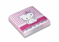 Papírové ubrousky Charmmy Kitty