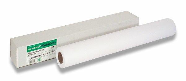 Plotterové role MultiCopy Original 90 g/m2, šíře 610 mm