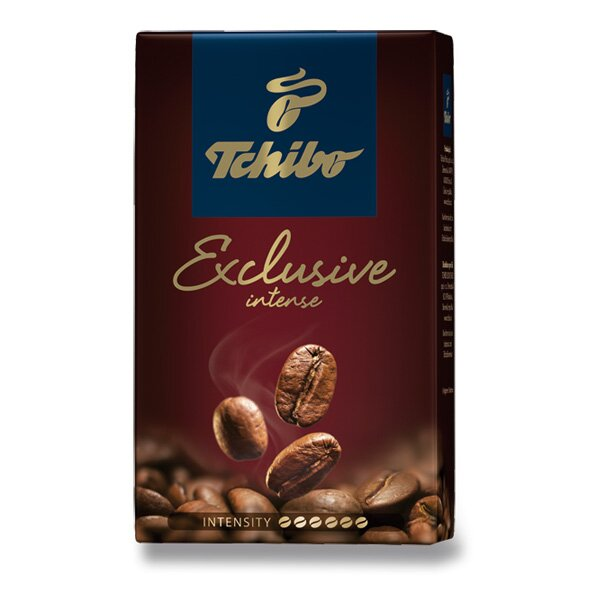 Mletá káva Tchibo Exclusive Intense 250 g