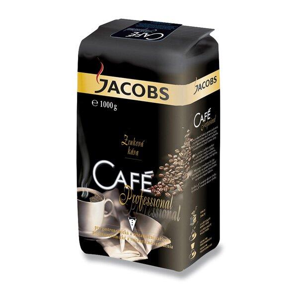 Zrnková káva Jacobs Professional 1 kg