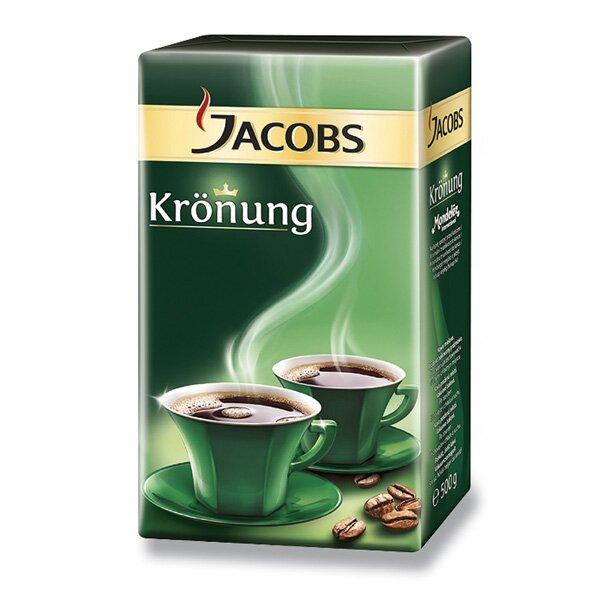 Mletá káva Jacobs Krönung 500 g