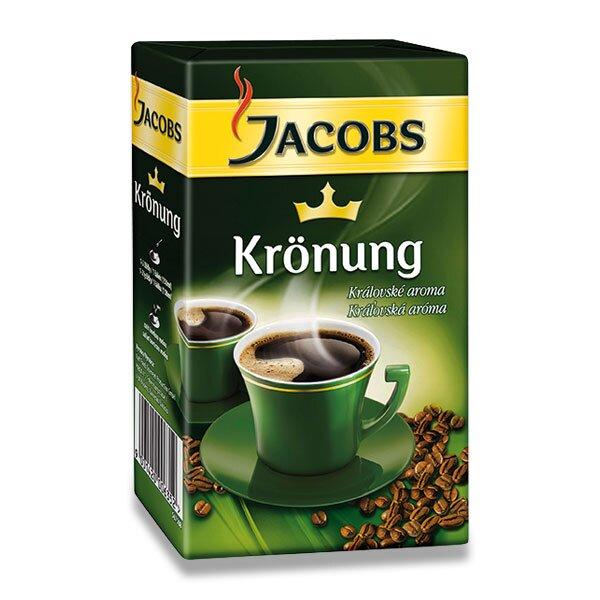 Mletá káva Jacobs Krönung 250 g