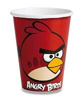 Papírové kelímky Angry Birds