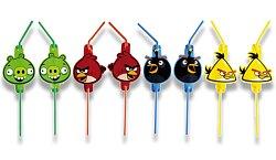 Brčka Angry Birds - mix motivů