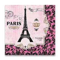 Papírové ubrousky Paris