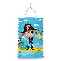 Papírový lampion Pirát