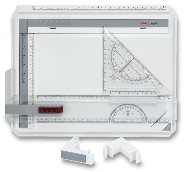 Rýsovací deska Rotring Rapid A4
