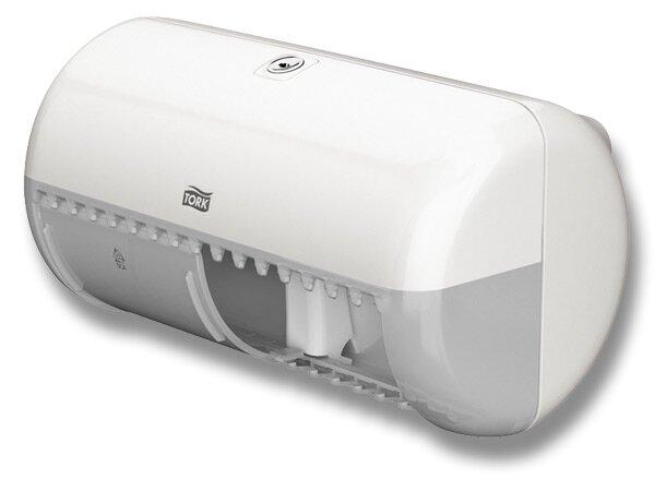 Zásobník na toaletní papír pro 2 role Tork Elevation T4 bílý