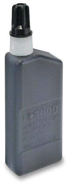 Tuš pro technická pera Rotring černá