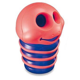 Obrázek produktu Ořezávatko Maped Croc Croc - se zásobníkem - 2 otvory, mix barev