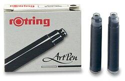 Inkoustové bombičky Rotring Art Pen