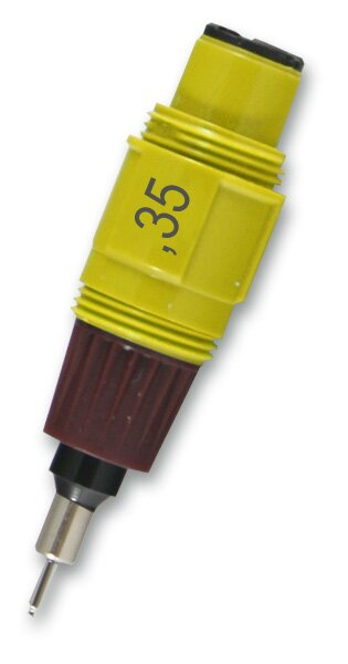 Náhradní hrot technického pera Rotring Isograph 0,35 mm