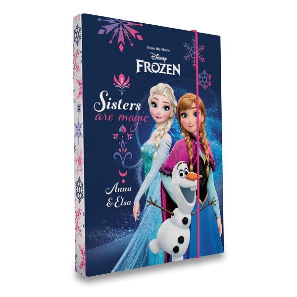 Box na sešity Frozen A4