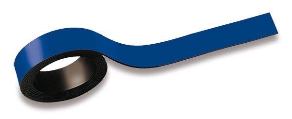Magnetická páska Maul modrá
