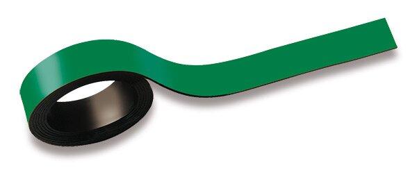 Magnetická páska Maul zelená