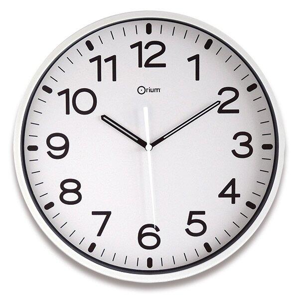 Nástěnné hodiny Cep orium 11679 bílé