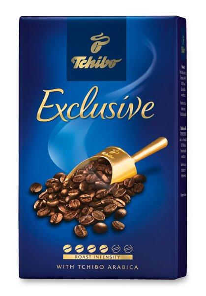 Mletá káva Tchibo Exclusive 250 g