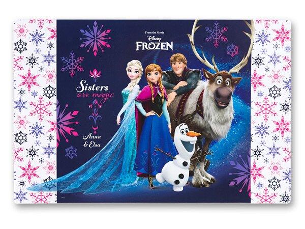 Podložka na stůl Frozen 60 x 40 cm