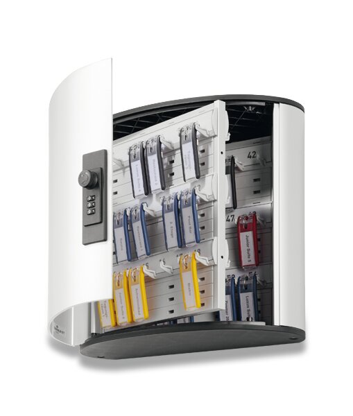 Schránka na klíče Durable Key Box 54 na 54 klíčů, 280 x 302 x 118 mm