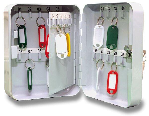 Schránka na klíče ConmetRON na 20 klíčů