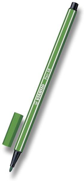 Fix Stabilo Pen 68 zelený