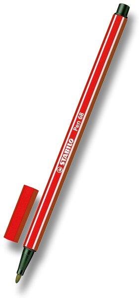 Fix Stabilo Pen 68 červený