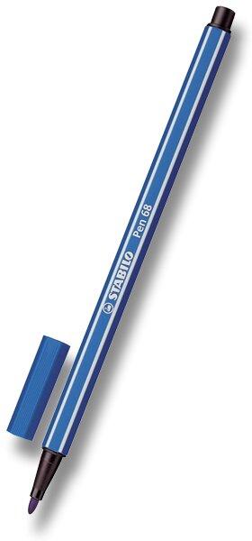 Fix Stabilo Pen 68 tmavě modrý