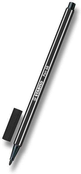 Fix Stabilo Pen 68 černý