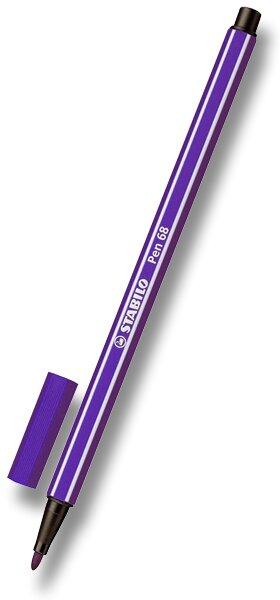 Fix Stabilo Pen 68 fialový